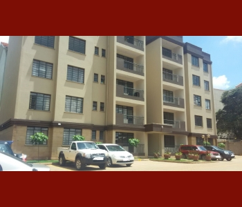 3 BEDROOM APARTMENT  – OFF WAIYAKI WAY – AREA 87